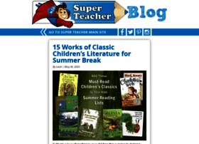 Blog.superteacherworksheets.com thumbnail