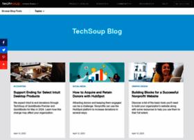 Blog.techsoup.org thumbnail