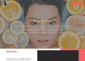 Blogdanina.com.br thumbnail