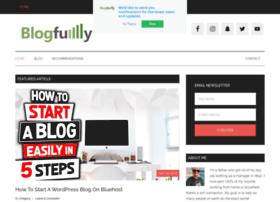 Blogfully.net thumbnail