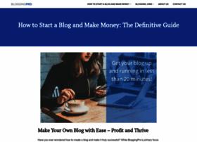 Bloggingpro.com thumbnail