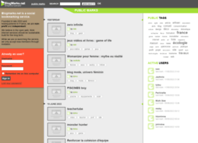 Blogmarks.net thumbnail
