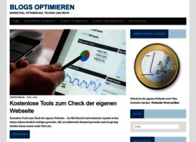 Blogs-optimieren.de thumbnail