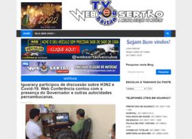 Blogtvwebsertao.com.br thumbnail