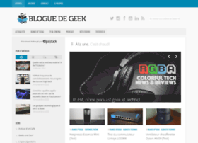 Bloguedegeek.net thumbnail