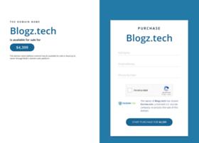 Blogz.tech thumbnail