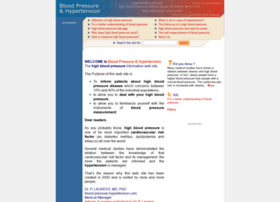 Blood-pressure-hypertension.com thumbnail