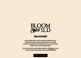 Bloomandwild.fr thumbnail