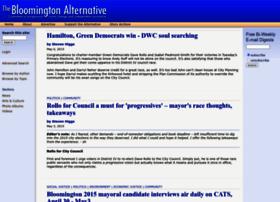 Bloomingtonalternative.com thumbnail