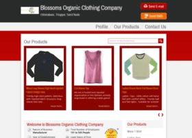 Blossomsorganic.in thumbnail