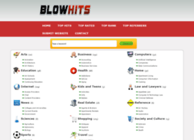 Blowhits.com thumbnail