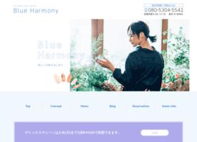Blue-harmony.jp thumbnail