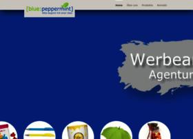 Blue-peppermint.de thumbnail