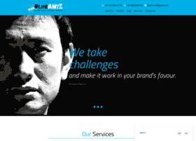 Blueantz.in thumbnail