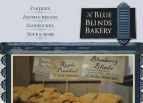 Blueblindsbakery.com thumbnail