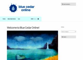 Bluecedaronline.co.uk thumbnail