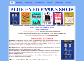 Blueeyedbooks.com thumbnail