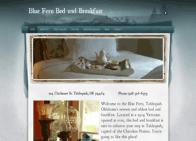 Bluefernbedandbreakfast.net thumbnail