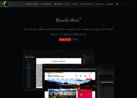 Bluegriffon.org thumbnail