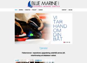 Bluemarine.se thumbnail