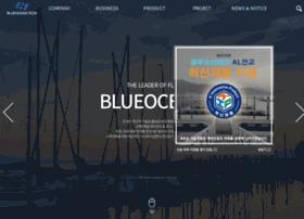 Blueoceantech.co.kr thumbnail