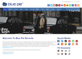 Bluepierecords.com thumbnail