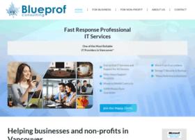 Blueprof.ca thumbnail
