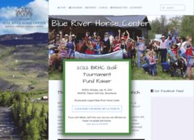 Blueriverhorsecenter.org thumbnail