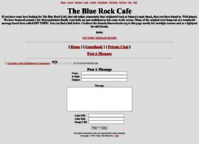 Bluerockcafe.org thumbnail