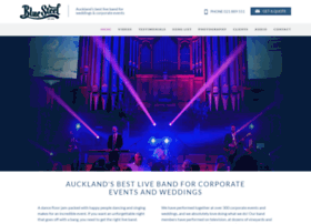 Bluesteelband.co.nz thumbnail