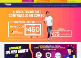 Bluetelecomm.mx thumbnail