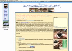 Bluetongueskinks.net thumbnail