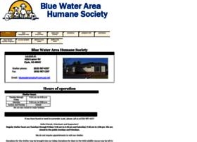 Bluewaterareahs.org thumbnail