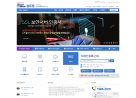 Blueweb.co.kr thumbnail
