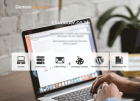 Blumauer.co.at thumbnail