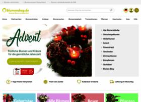 Blumenshop.de thumbnail