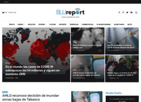 Blureport.com.mx thumbnail