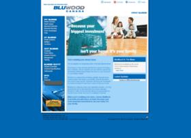 Bluwoodcanada.ca thumbnail