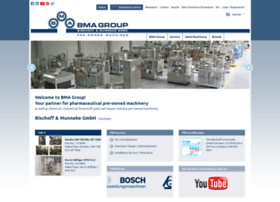Bma-group.de thumbnail