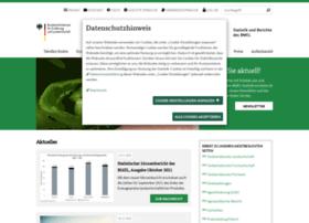 Bmelv-statistik.de thumbnail