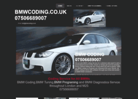 Bmwcoding.co.uk thumbnail