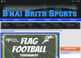 Bnaibrithsports.ca thumbnail