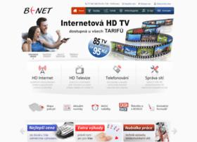 Bnet-internet.cz thumbnail