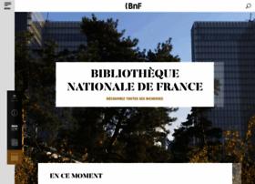 Bnf.fr thumbnail