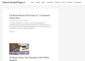 Board.studentpage.in thumbnail