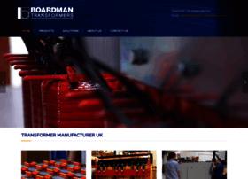Boardman-transformers.co.uk thumbnail