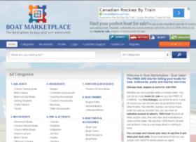 Boat-marketplace.co.uk thumbnail