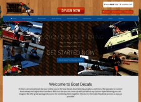 Boatdecals.biz thumbnail