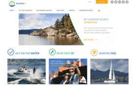 Boatingbc.ca thumbnail