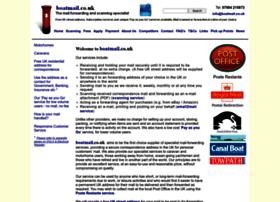 Boatmail.co.uk thumbnail